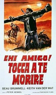 Três Balas Para Um Rifle  - Poster / Capa / Cartaz - Oficial 1
