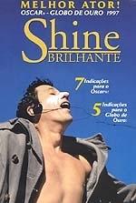 Shine - Brilhante - Poster / Capa / Cartaz - Oficial 5