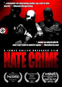 Hate Crime - Poster / Capa / Cartaz - Oficial 2