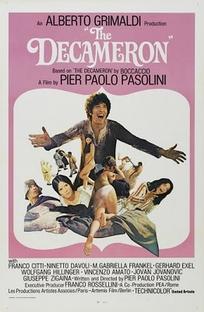 Decameron - Poster / Capa / Cartaz - Oficial 2