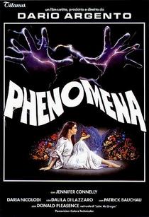Phenomena - Poster / Capa / Cartaz - Oficial 6