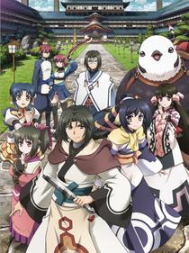 Utawarerumono: Itsuwari no Kamen - Poster / Capa / Cartaz - Oficial 1