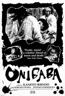 Onibaba - A Mulher Demônio - Poster / Capa / Cartaz - Oficial 3