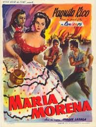 María Morena - Poster / Capa / Cartaz - Oficial 1