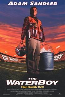 O Rei da Água - Poster / Capa / Cartaz - Oficial 4