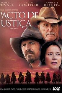 Pacto de Justiça - Poster / Capa / Cartaz - Oficial 2