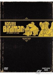 Harvey, o Advogado (3ª Temporada) - Poster / Capa / Cartaz - Oficial 2