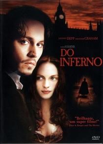 Do Inferno - Poster / Capa / Cartaz - Oficial 3