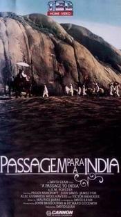 Passagem para a Índia - Poster / Capa / Cartaz - Oficial 10