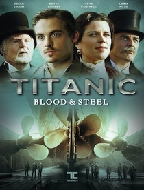 Titanic: Blood and Steel - Poster / Capa / Cartaz - Oficial 2