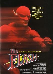 The Flash - O Último Vingador - Poster / Capa / Cartaz - Oficial 2