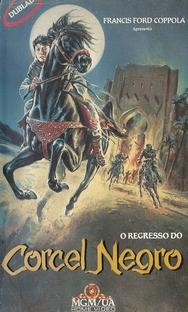 O Regresso do Corcel Negro - Poster / Capa / Cartaz - Oficial 2