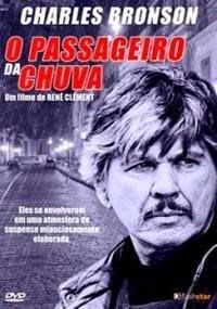 O Passageiro da Chuva - Poster / Capa / Cartaz - Oficial 2