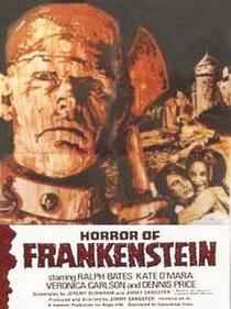 O horror de Frankenstein - Poster / Capa / Cartaz - Oficial 3
