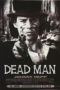 Homem Morto - Poster / Capa / Cartaz - Oficial 3