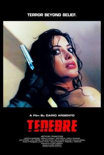Tenebre - Poster / Capa / Cartaz - Oficial 21