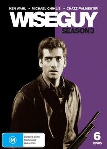O Homem da Máfia (3ª Temporada) - Poster / Capa / Cartaz - Oficial 1