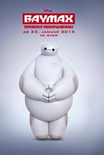 Operação Big Hero - Poster / Capa / Cartaz - Oficial 22