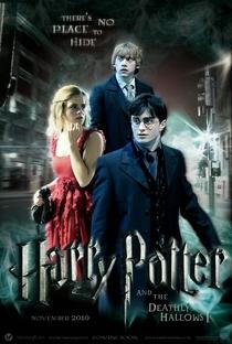 Harry Potter e as Relíquias da Morte - Parte 1 - Poster / Capa / Cartaz - Oficial 25
