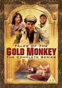 A Lenda do Macaco Dourado - Poster / Capa / Cartaz - Oficial 1
