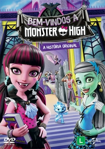 Bem-Vinda a Monster High - Poster / Capa / Cartaz - Oficial 2