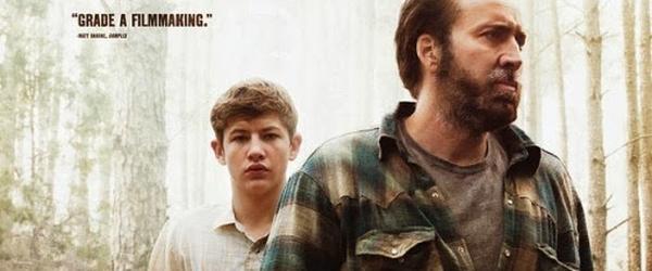 Nicolas Cage procura redenção no trailer do drama JOE