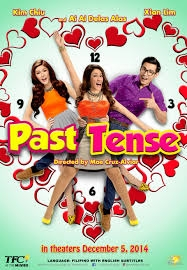 Past Tense - Poster / Capa / Cartaz - Oficial 1