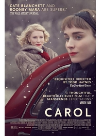Carol - Poster / Capa / Cartaz - Oficial 4