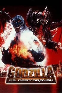 Godzilla vs. Destoroyah - Poster / Capa / Cartaz - Oficial 4