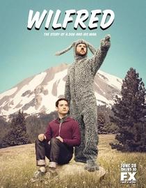 Wilfred (2ª Temporada) - Poster / Capa / Cartaz - Oficial 2