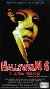 Halloween 6: A Última Vingança - Poster / Capa / Cartaz - Oficial 7