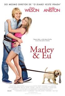 Marley e Eu - Poster / Capa / Cartaz - Oficial 3
