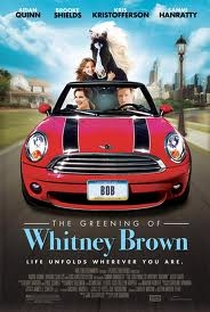 Whitney Brown - Poster / Capa / Cartaz - Oficial 1
