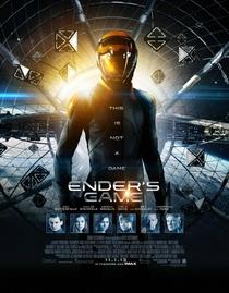 Ender's Game - O Jogo do Exterminador - Poster / Capa / Cartaz - Oficial 1