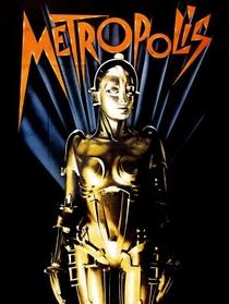 Metrópolis - Poster / Capa / Cartaz - Oficial 13