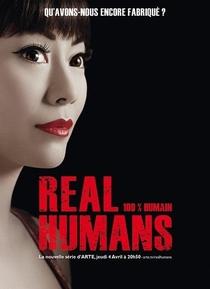 Real Humans - Poster / Capa / Cartaz - Oficial 3