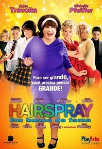 Hairspray - Em Busca da Fama - Poster / Capa / Cartaz - Oficial 6