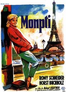 Monpti - Um Amor em Paris - Poster / Capa / Cartaz - Oficial 1