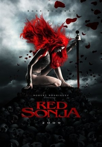 Red Sonja - Poster / Capa / Cartaz - Oficial 1
