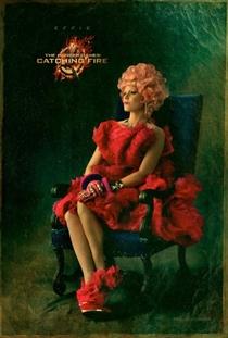Jogos Vorazes: Em Chamas - Poster / Capa / Cartaz - Oficial 11