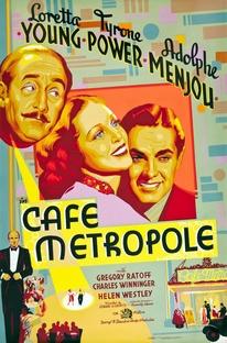 Café Metropole - Poster / Capa / Cartaz - Oficial 2