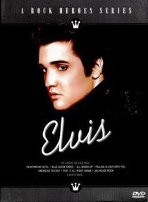 Elvis - A Rock Heroes Series - Poster / Capa / Cartaz - Oficial 1