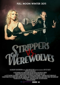 Strippers vs Werewolves - Poster / Capa / Cartaz - Oficial 2