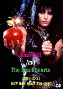 Joan Jett & Blackhearts MTV live New Years Eve - Poster / Capa / Cartaz - Oficial 1