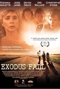 Exodus Fall - Poster / Capa / Cartaz - Oficial 1