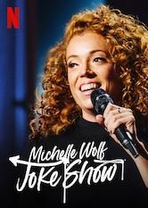 Michelle Wolf: Joke Show - Poster / Capa / Cartaz - Oficial 1