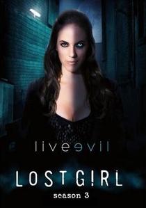 Lost Girl (3ª Temporada) - Poster / Capa / Cartaz - Oficial 1