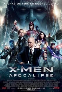 X-Men: Apocalipse - Poster / Capa / Cartaz - Oficial 1