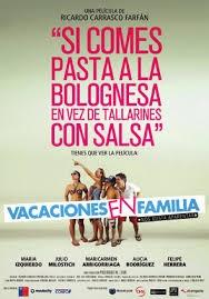 Vacaciones en Familia - Poster / Capa / Cartaz - Oficial 2