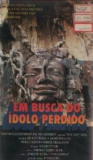 Em Busca do Ídolo Perdido - Poster / Capa / Cartaz - Oficial 1